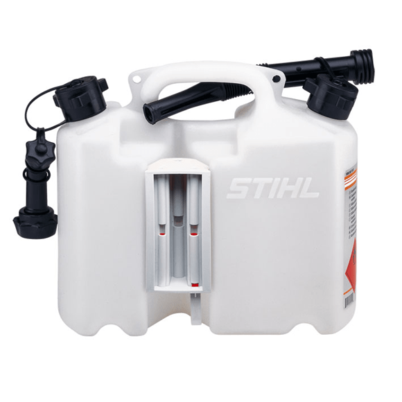 Stihl Combination Canister – Transparent