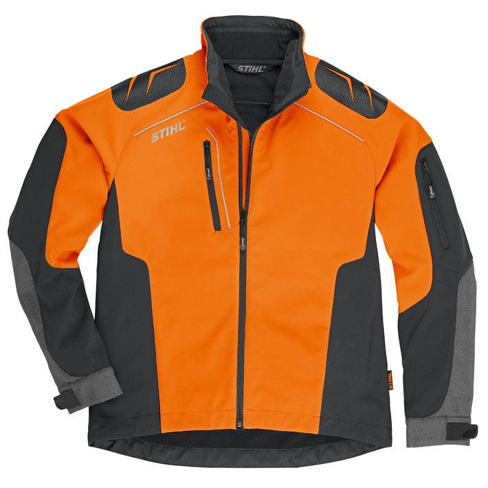Stihl Advance X-Shell Jacket (Orange/Black)