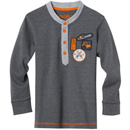 Stihl Wild Kid's Sleeved Shirt
