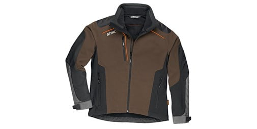 Stihl Advance X-Shell Jacket (Peat/Black)