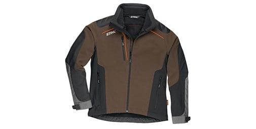 Stihl Advance X-Shell Jacket (Peat/Black)