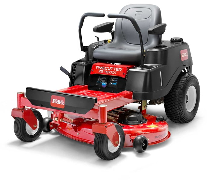 Toro 42″ ZS4200T Timecutter Zero Turn Riding Mower